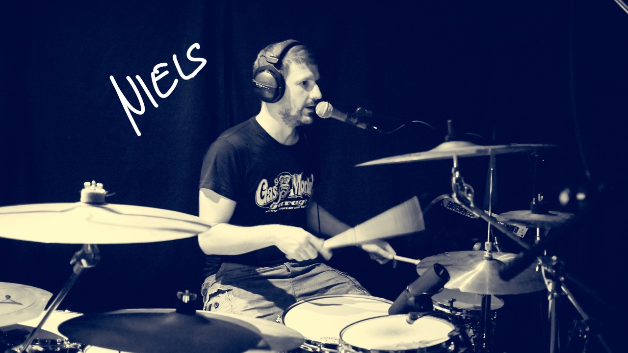 Niels - Schlagzeuger & Percussionist